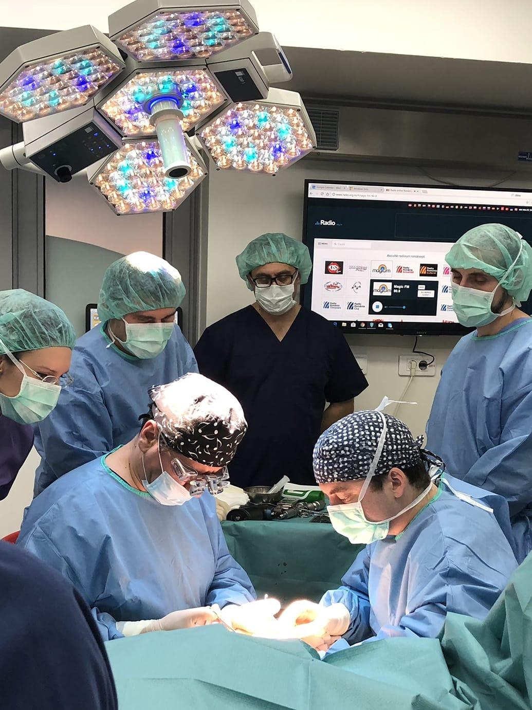Imagini Operatie Chirurgia Mainii, Ortopedie, Artroscopie, Dr. Vilcioiu Daniel