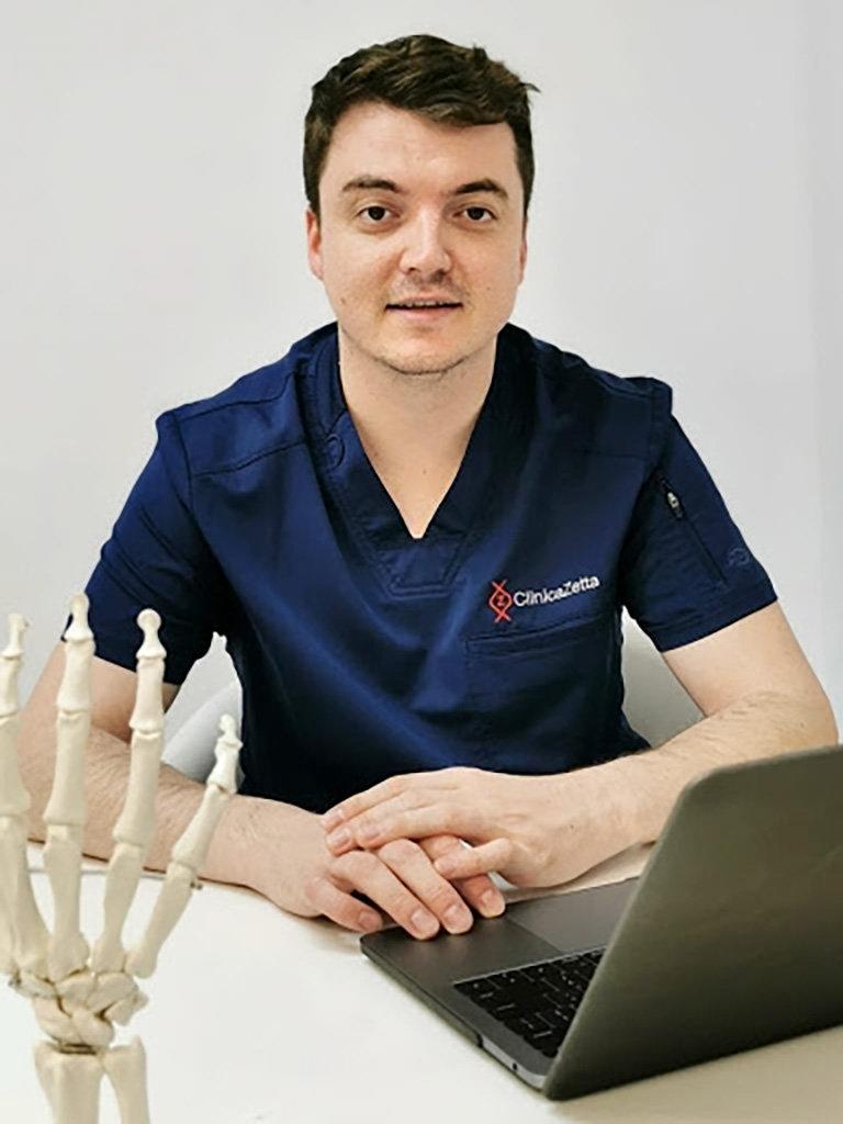 Dr. Daniel Vilcioiu